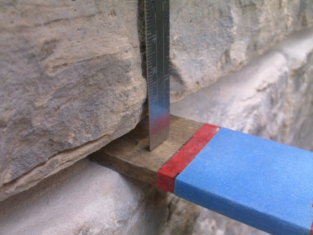 Repointing - Joint Preparation (1/2)